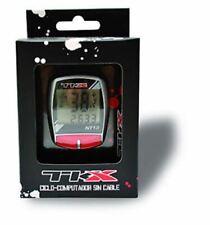 Ciclocomputer Contachilometri TKX 13 funzioni Wireless