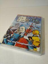 Robots DVD - Animated - Ewan McGregor Halle Berry Robin Williams New Sealed