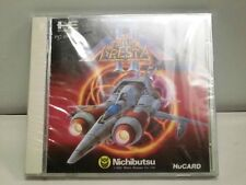 NEC PC Engine HuCARD -- TERRA CRESTA 2 -- JAPAN. GAME. Sealed & New. 12224