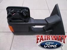 13 & 14 F-150 OEM Ford Pwr Fold Adj Heat Signal Trailer Tow  Mirror RH Passenger