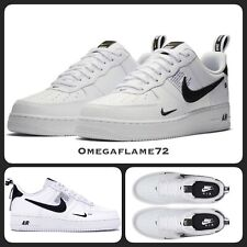 Nike Air Force 1 '07 LV8 Utility, AJ7747-100, Sz UK 13, EU 48.5, US 14, White