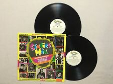 THE 60's MIX SMALL FACES KINKS BYRDS DION YARDBIRDS AUSTRALIAN RELEASE 2 x LP