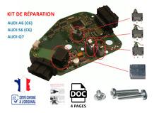 Kit réparation verrou de direction (ELV) 4F0905852 (B à F) – J518 Audi A6 S6 Q7
