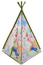 Peter Rabbit Teepee, Play tent, age 3 plus, gift for children, giftwrap optional