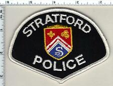 Stratford Police (Canada) Shoulder Patch from 1990