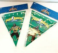 Power Rangers Mighty Morphin Party Blowouts Noisemaker 2 SEALED 90/'s 1996 Saban