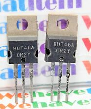 BUT46A / TRANSISTOR  / TO220 / 2 PIECES (qzty)