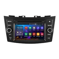 QUAD CORE Android 7.1 Two Din Car DVD Player Radio For SUZUKI SWIFT 2011-2016