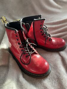 Dr. Martens rot 33