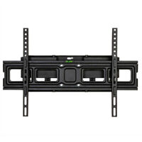 "32-70"" TV Wall Mount Full Motion Double Pendulum Swivel Bracket Large Base Chic"