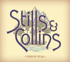 STEPHEN & COLLINS.JUDY STILLS - EVERYBODY KNOWS   CD NEUF