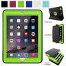 For Apple iPad Mini 1 2 3 360 Protective Hybrid Shockproof Hard Stand Cover Case