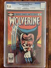 Wolverine Limited Series CGC 9.6!!!