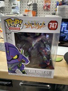 FUNKO POP! ANIMATION: Evangelion - Eva Unit 01 6 (Bloody) (AE Exclusive)