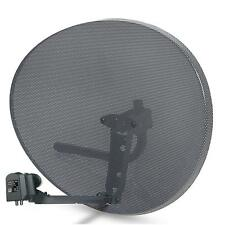 Zone 2 / 60 x 80cm Satellite Dish & Compatible SKY Q WIDEBAND LNB