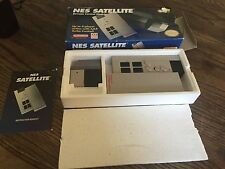 NES Satellite Remote Control Module Cib Parts Or Repair PC4