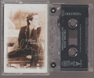 Celine Dion Cassette K7 Tape Mc S'il Suffisait D'aimer