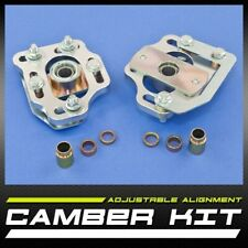New Pair Left & Right ¦ Front Camber & Caster Kit ±2.50 ¦ Mustang 79-89