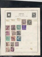 portugal stamps page ref 17367