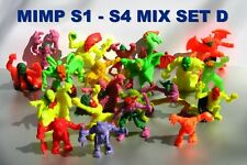 Monster in my pocket More than 20 MIMP Lot D S1 S2 S4 check photos some damaged