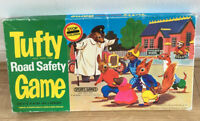 Vintage Spears Games 'Tufty Road Safety' Board Game 1973 - Made in England