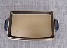 Bronze Bake Plate for a George Foreman (Model #:GRP4800)