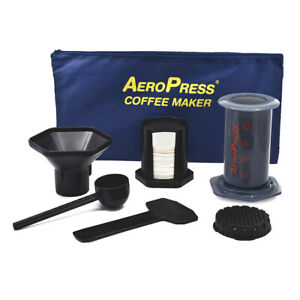 AeroPressCoffee Maker with Filters and Tote Bag