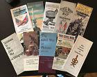 Lot of 19 VTG 1961-62 U.S. Civil War Maps, Booklets, Brochures Historical Sites