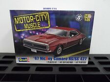 Revell   1:24 1967 NICKEY CAMARO   RMX4377-NEW