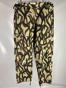 NWT ASAT Camo BDU Hunting Pants 2XL 44x34 Cotton Polyester
