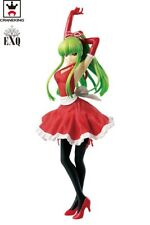 SQ EXQ Code Geass Lelouch of the Rebellion C.C Apron style Figure Banpresto