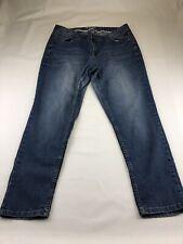 Reign Womens Jeans 18 Short