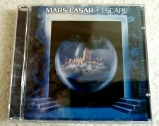 Escape by Mars Lasar (CD, Sep-1995, Real Music Records) NEW