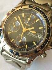 SECTOR Golden Eagle Chronograph Automatic, Valjoux 7750, NOS   #eBayDonaPerTe