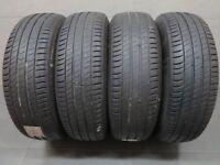 4x Sommerreifen Michelin Primacy 3 215/65 R17 99V / 6-7 mm