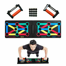 12 in 1 Portable Push-up Board Workout Stands Body Building Exercise Tools