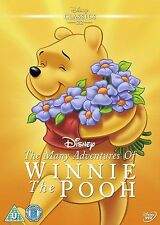 THE MANY ADVENTURES OF WINNIE THE POOH - LIMITED EDITION O RING WITH DVD - NEW