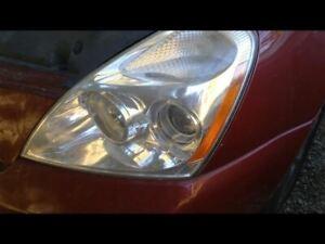 Driver Left Headlight Thru 6/2/08 Fits 07-08 SEDONA 132159