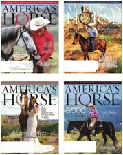 AQHA America's Horse Magazine Apr - July 2007 Cowgirl Role Models & More