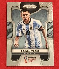 2018 Panini Prizm World Cup #1 Lionel Messi Barcelona/Argentina
