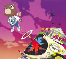 Graduation [Clean] [Edited] by Kanye West (CD, Sep-2007, Def Jam (USA))