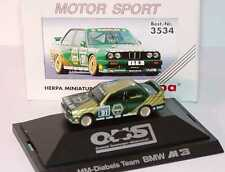 1:87 BMW M3 E30 DTM 1991 MM-Diebels Nr.31 Christian Danner - herpa 3534