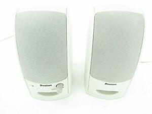 Boston Acoustics BA265 Computer Speakers