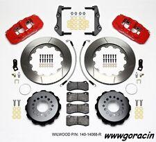 Wilwood AERO4 Rear Big Brake Kit Fits 2012-2016 Dodge Challenger,Charger