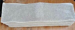 30x8.50inches(76x22cm) LIGHT NEUTRAL  BEIGE  STAIR TREADS   #4052