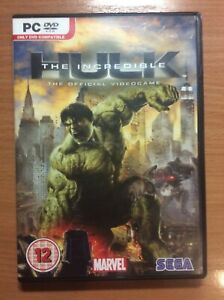 PC The Incredible HULK (Tested)