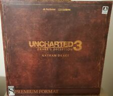 Sideshow Uncharted 3 Premium Format statue Exclusive Nathan Drake