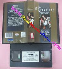VHS IL TROVATORE Giuseppe Verdi Arena di verona CASTLE 2005 (VM11) no cd dvd lp