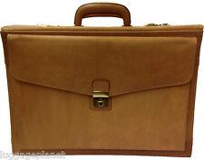Derek Alexander Lawyers Belting Leather Catalog Pilots Sample Case  PB-9920