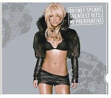 Greatest Hits: My Prerogative by Britney Spears (CD, Mar-2009, Sony Music Distri